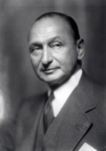 Carl M. Loeb, ca. 1950
