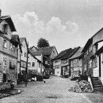 Schwab family home at Hintergasse in Stadtlengsfeld