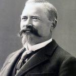 Portrait of Gustav Goelitz, May 1891