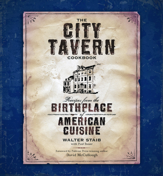 Cover of City Tavern cookbook