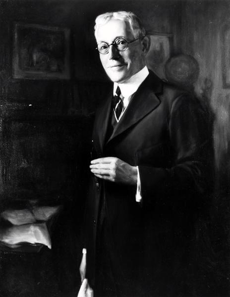 Bernard Heinrich Kroger Portrait