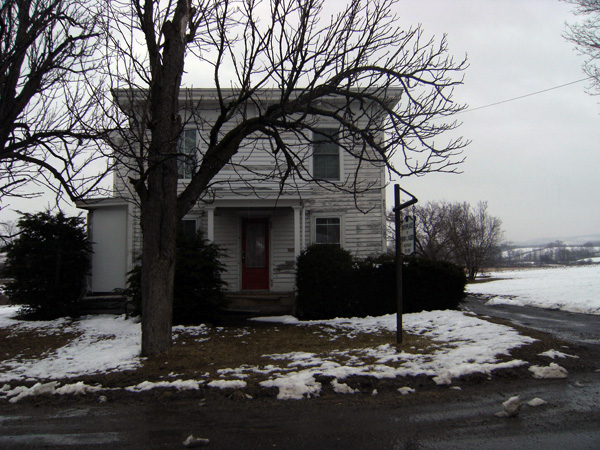 Birthplace of Henry J. Kaiser, Sprout Brook, New York