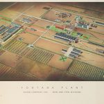 Fontana steel plant plan, isometric view