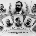 The members of the House of Steinway and Sons