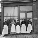 German seamstresses
