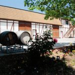 Hopper Creek winery, main building