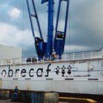 A Cobrecaf ship
