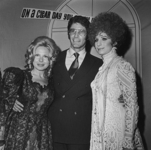 Sue Mengers at a Reincarnation Costume Ball at the Beverly Hilton Hotel, January 1969