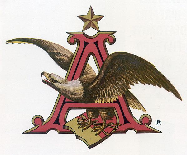 Anheuser-Busch eagle logo