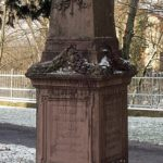Grave Stone, Christine Dorothe (née Fischer) Kreiser