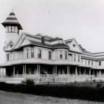 Bloomfield, home of Henry Miller, completed in 1887