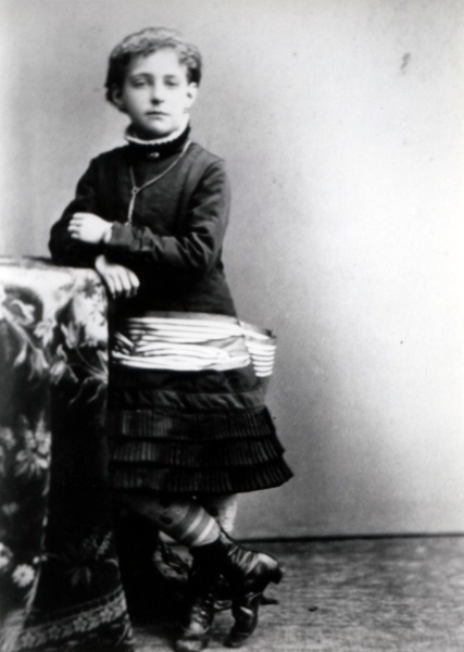 Sarah Alice Miller, Henry Miller's youngest daughter