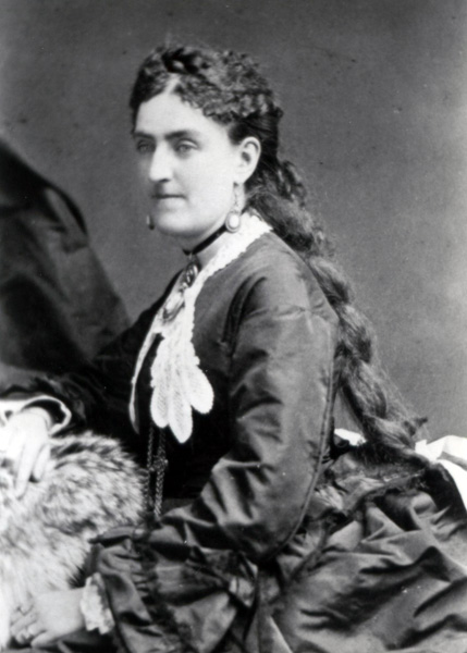 Sarah Elizabeth Wilmarth Sheldon, second wife of Henry Miller