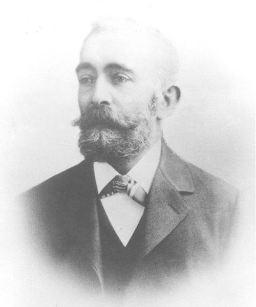 Portrait of Jacob Beringer