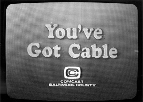 Comcast screenshot, 1980s