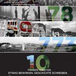 """Census 2010 German """"Awareness"""" Poster"""