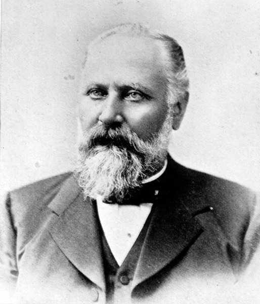 Claus Spreckels Portrait, n.d.