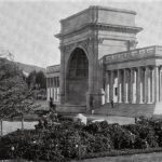 Claus Spreckels' Temple of Music at San Francisco's Golden Gate Park, 1900