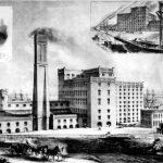 Spreckels' California Sugar Refinery, San Francisco, 1881