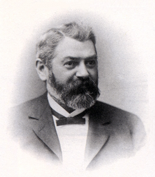 Keuffel, Wilhelm J.D. Portrait