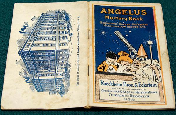 Angelus Mystery book