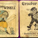 Paper prize produced for Cracker Jack boxes