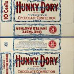Hunky Dory wrapper