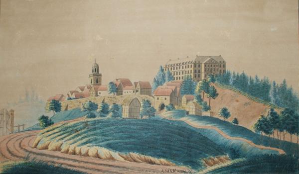 Rhoden, 1822