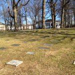 "Moravian Cemetery (""God's Acre"") in Bethlehem, Pennsylvania"