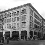 Neiman-Marcus building on Commerce Street, Dallas, 1928