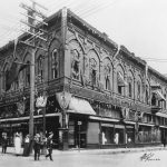 Neiman-Marcus building on Elm Street, Dallas, 1911