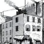 Fredericka Mandelbaum's house and store