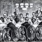 Fredericka Mandelbaum's dinner party